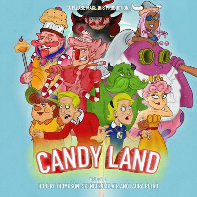 Cover art for Candyland the Motion Picture, Part 3