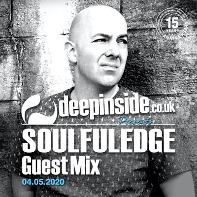 Cover art for SOULFULEDGE is on DEEPINSIDE #02