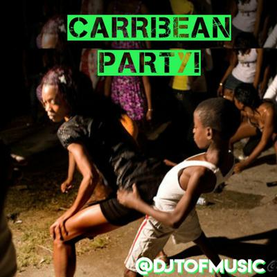 Cover art for CARIBBEAN PARTY