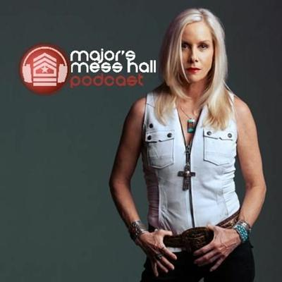 Cover art for Major's Mess Hall - Episode 123 - Cherie Currie
