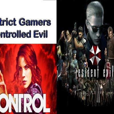 Cover art for District Gamers Podcast S2E4: Controlled Evil