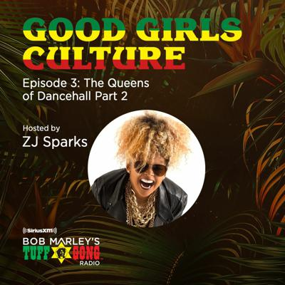 Cover art for ZJ SPARKS QUEENS OF DANCEHALL MIX - PART 2 FOR BBTGR - SIRIUS XM - MAR 2021