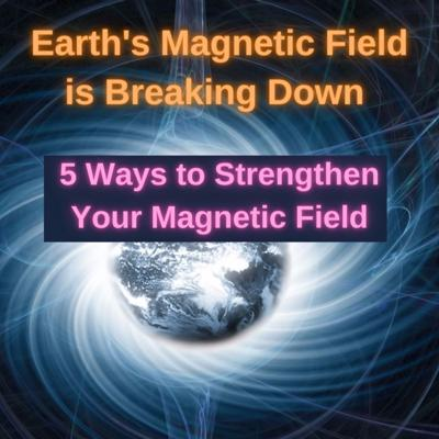 Cover art for The Magnetic Field of the Earth Is Breaking Down - 5 Things to Do