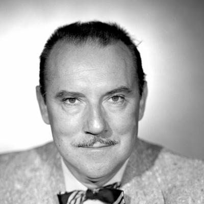 Cover art for Gale Gordon On How Radio Stimulated The Imagination