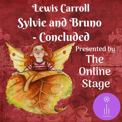 Cover art for Sylvie and Bruno Concluded sample