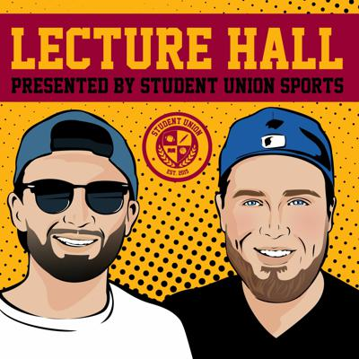 Cover art for SUS Lecture Hall 9/15: Big Ten Football is Back? Featuring Sir Yacht