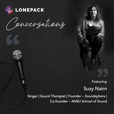 Cover art for The Alternative Therapy Series: Sound Therapy ft. Suzy Nairn
