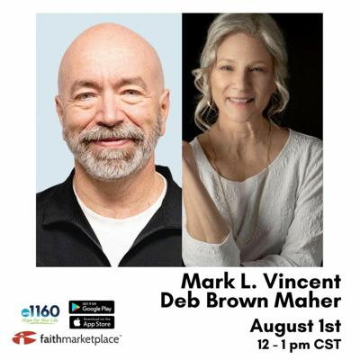 Cover art for Mark Vincent  & Deb Brown Maher - August 1, 2020