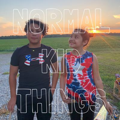 Cover art for Normal Kid Things