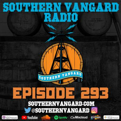 Cover art for Episode 293 - Southern Vangard Radio