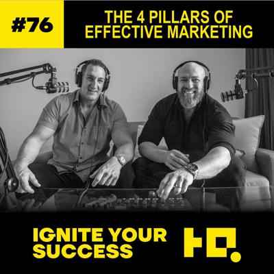 Cover art for The 4 Pillars Of Effective Marketing