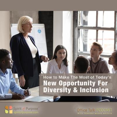 Cover art for A New Opportunity for Real Diversity & Inclusion