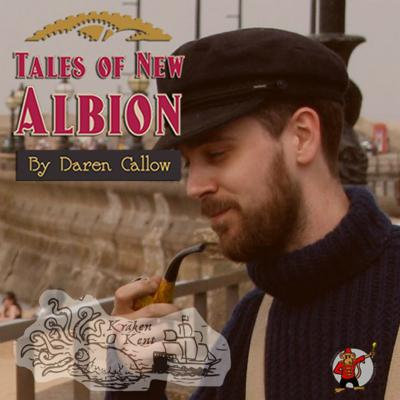 Cover art for Tales of New Albion (S2) - Crash Again Part 2