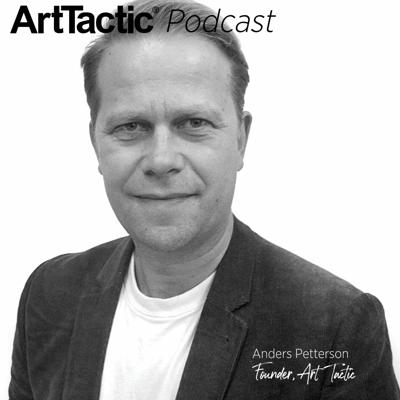 Cover art for ArtTactic's Anders Petterson on declining art market confidence