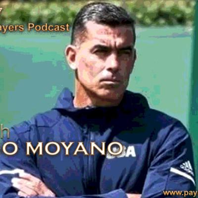 Cover art for Episode 57 - Diego Moyano