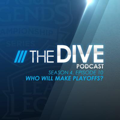 Cover art for The Dive | Who Will Make Playoffs? (Season 4, Episode 10)