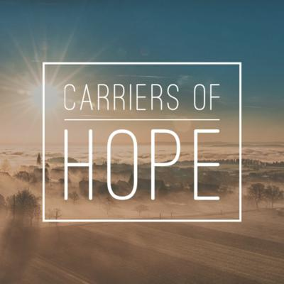 Cover art for Carriers Of Hope - Tom Curee