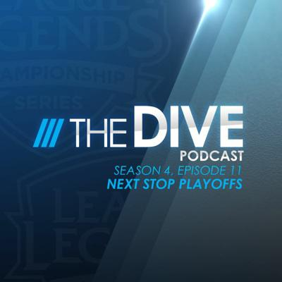 Cover art for The Dive | Next Stop Playoffs (Season 4, Episode 11)