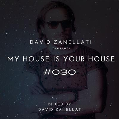 Cover art for My House Is Your House #030