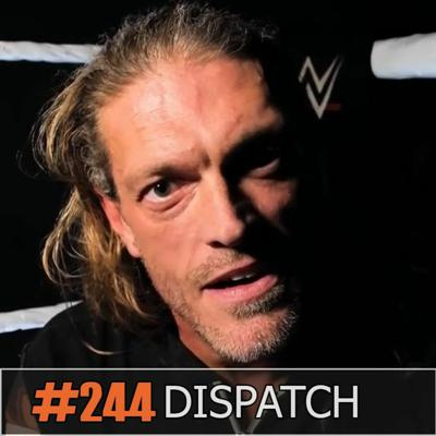 Cover art for Dispatch #244 - ما خلصنا