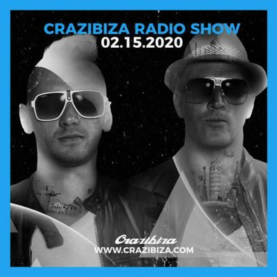 Cover art for Crazibiza Radio Show (2020-02-15)