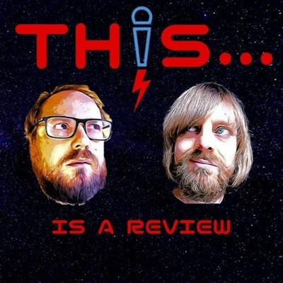 Cover art for This is a Review Ep 1. Tiger King