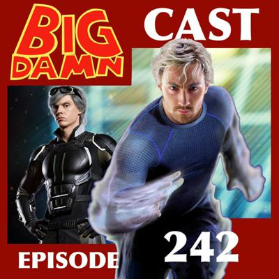 Cover art for You Didn't See THAT Coming? (#BigDamnCast 242)