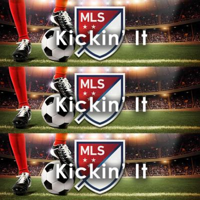 Cover art for Sunday,August 2: MLS Kickin It Hosted By: Giancarlo Aulino Guest Carmine Isacco & Jon Nelson