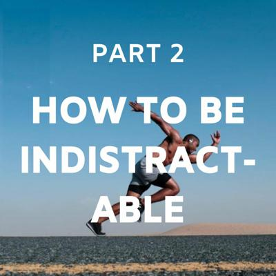 Cover art for How To Be Indistractable With Nir Eyal Part 2 and Simon Severino