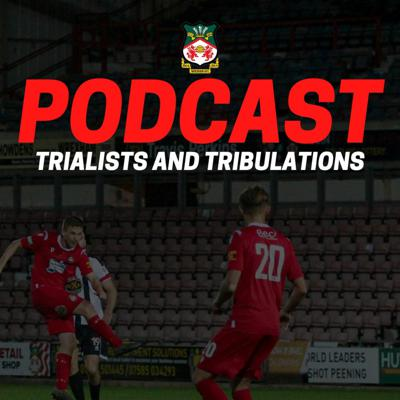 Cover art for The Half Time Show | Trialists And Tribulations