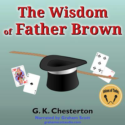 Cover art for The Wisdom Of Father Brown Sample