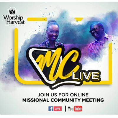 Cover art for MC Live - How to deal with Anointed people with Apostles Moses Mukisa & Beatrice Byemanzi