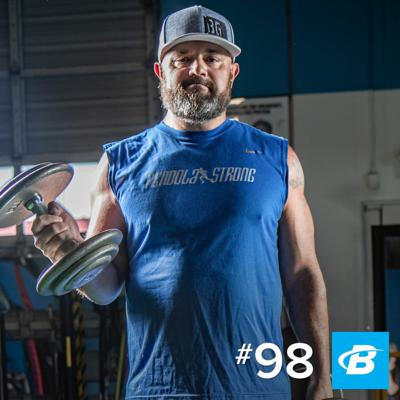 Cover art for Episode 98 - Chad Belding: The Voice of Fitness in the World of Duck Hunting