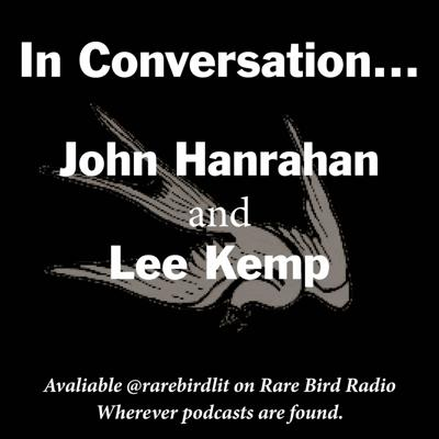 Cover art for John Hanrahan in conversation with Lee Kemp