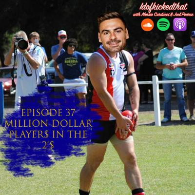 Cover art for Episode 37 - Million Dollar Players In The 2's.