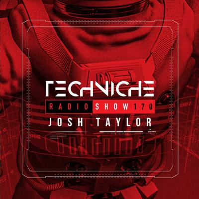 Cover art for TRS170: Josh Taylor