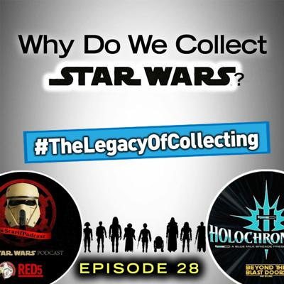 Cover art for Episode 28: Legacy Of Collecting