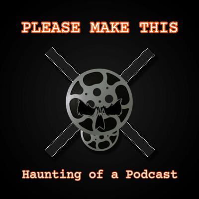 """Cover art for Minisode 58: The Haunting of a Podcast, """"Projecting"""""""