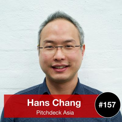 Cover art for Hans Chang - FAB9   Pitchdeck Asia
