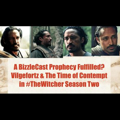 Cover art for A BizzleCast Prophecy Fulfilled: THE WITCHER Set Photos Confirm Biz's Biggest Season 2 Prediction??!