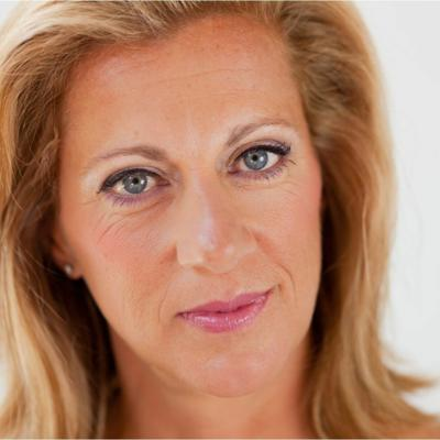 Sally Gunnell in conversation with Kate Usher