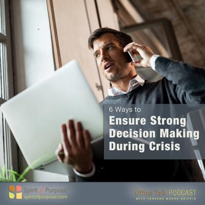 Cover art for Decision Making During A Crisis