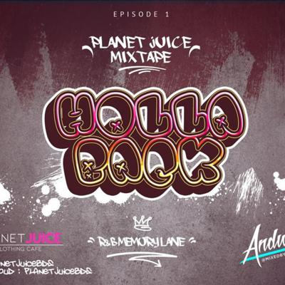 Cover art for Holla Back