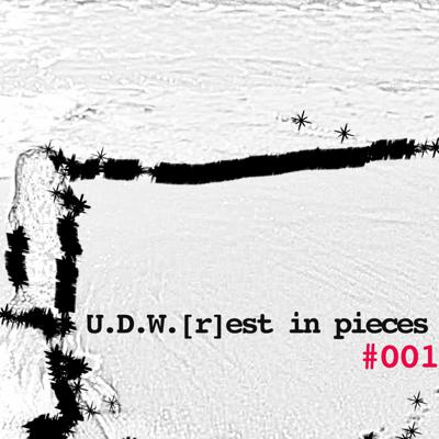 Cover art for U.D.W.[r]est in pieces 001