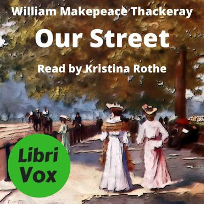 Cover art for Ourstreet 01 Thackeray
