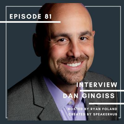 Cover art for 81: Interview with Dan Gingiss