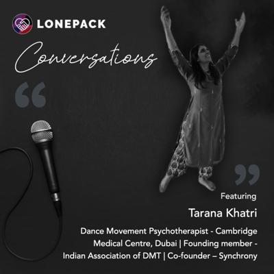 Cover art for The Alternative Therapy Series: Dance Therapy ft. Tarana Khatri