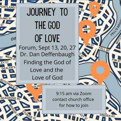 Cover art for God of Love Part 3: A First Pres Forum
