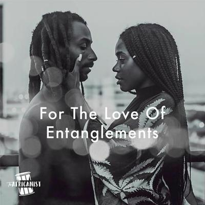 Cover art for For The Love of Entanglements Mix
