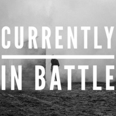 Cover art for Currently In Battle - Tom Curee